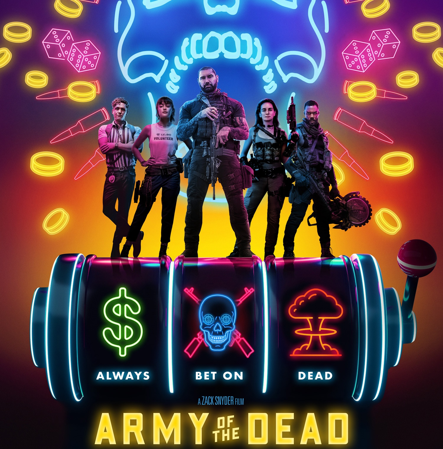 Army of the Dead Review - Poetic Dustbin