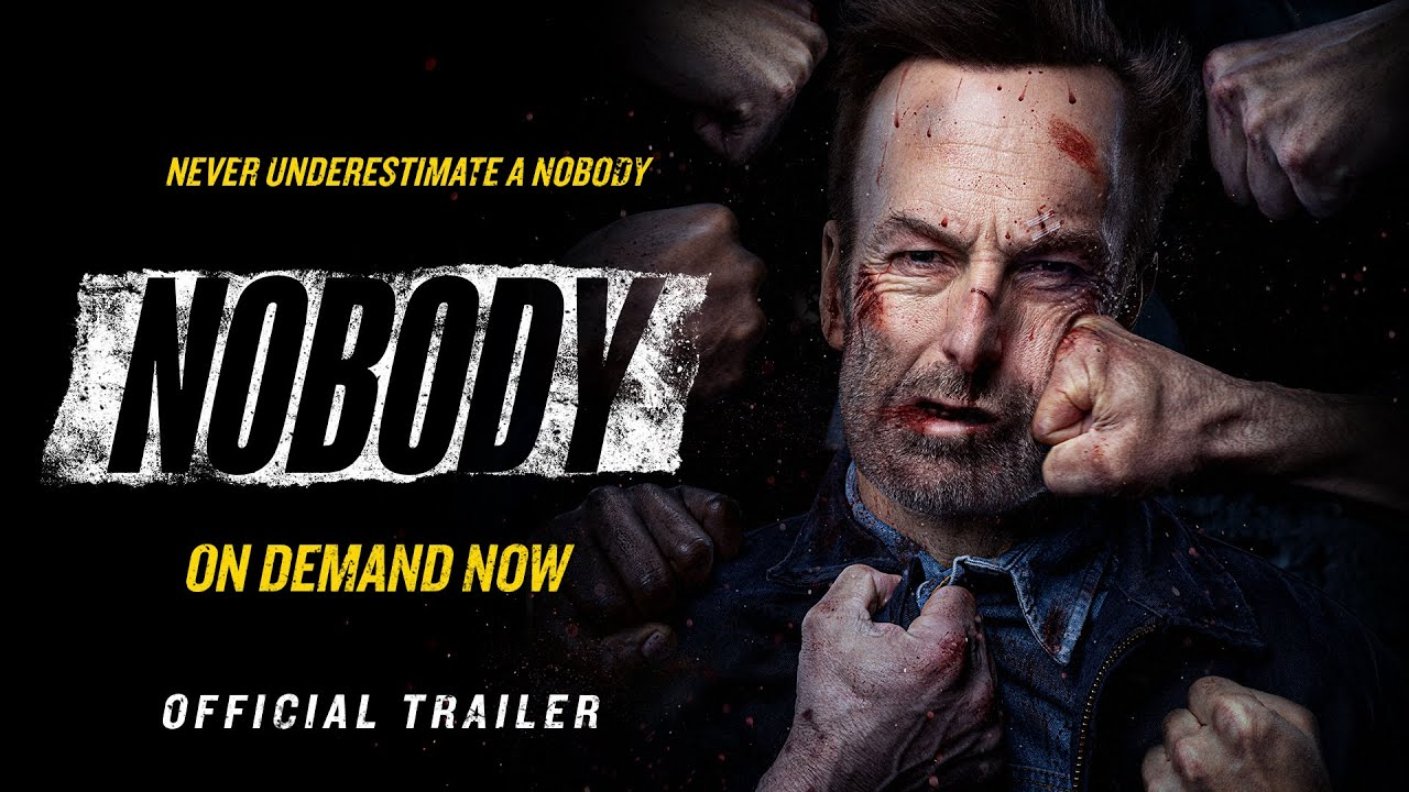 Nobody Movie Review - Hutch Mansell - Bob - Odenkirk - Poetic Dustbin