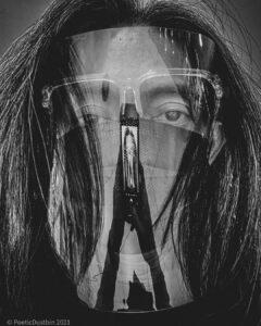 I am Poetic Dustbin - I wear a mask