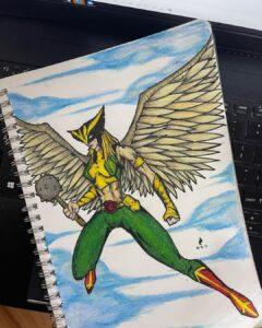 I Miss my Hawkgirl - Poetic Dustbin